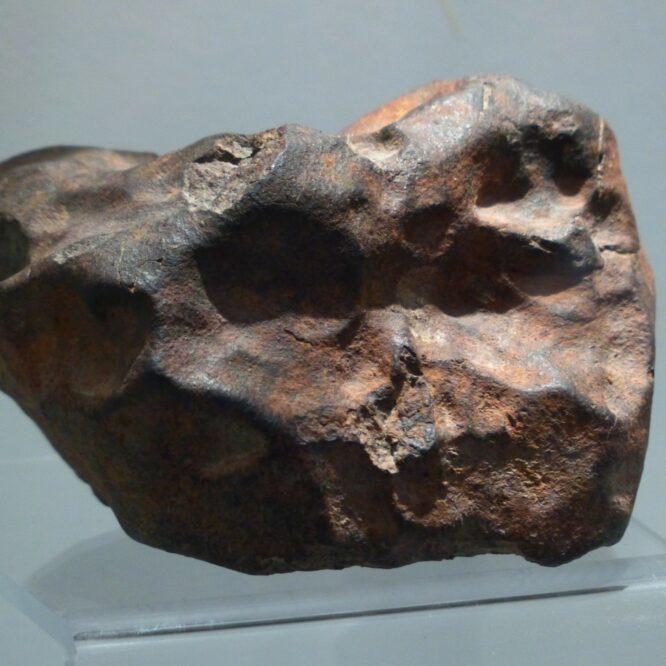 Meteorit hittad i Sverige