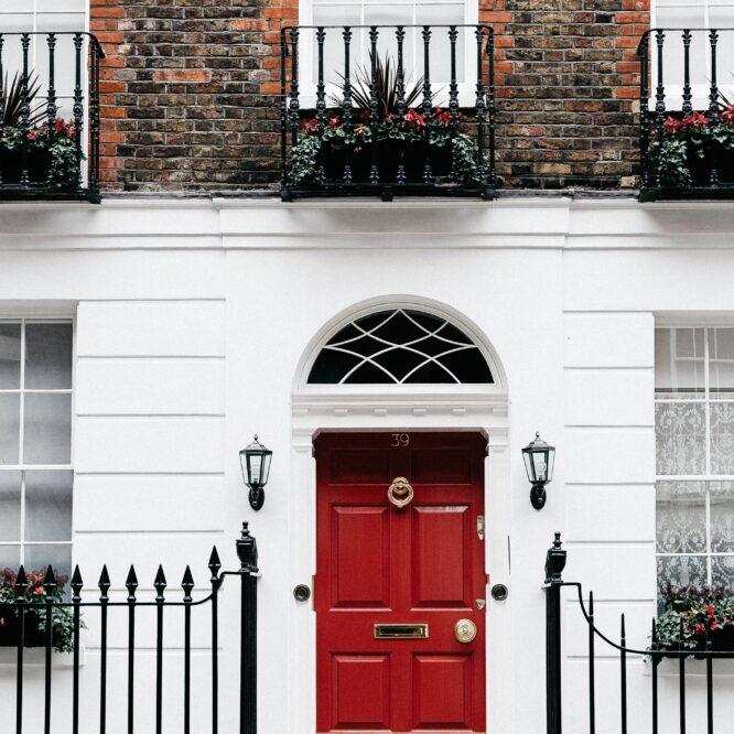 Tips på hur du målar innerdörrar