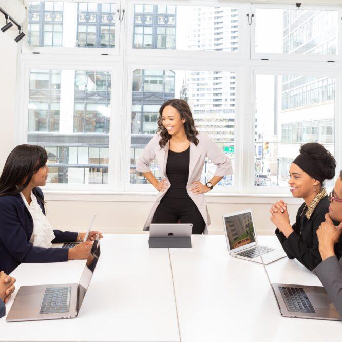 Bli en bättre ledare på arbetsplatsen